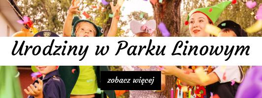Urodziny w Parku Pinowym